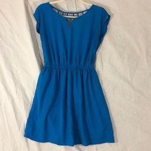 Super cute pretty blue dress!
